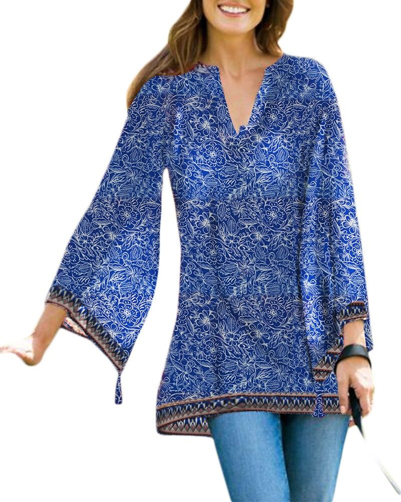 Women's tunic tops make a classy alternative to body hugging ...