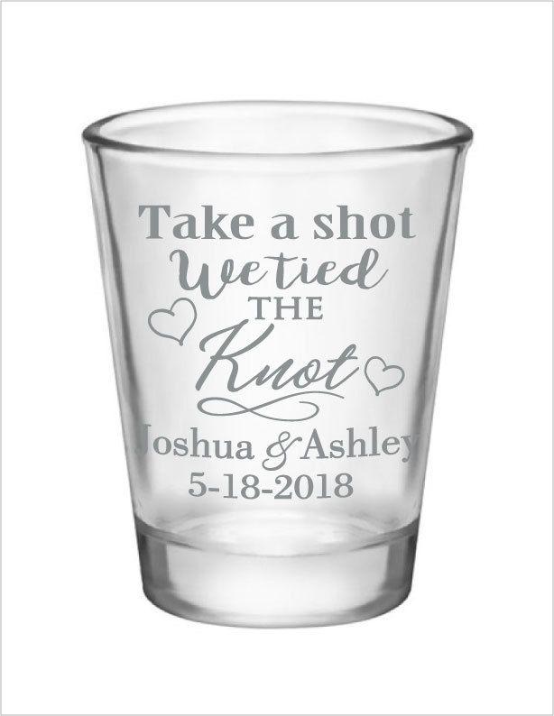168 wedding favors shot glasses personalized romantic wedding designs 2017 2018 wedding favor ideas factory 21