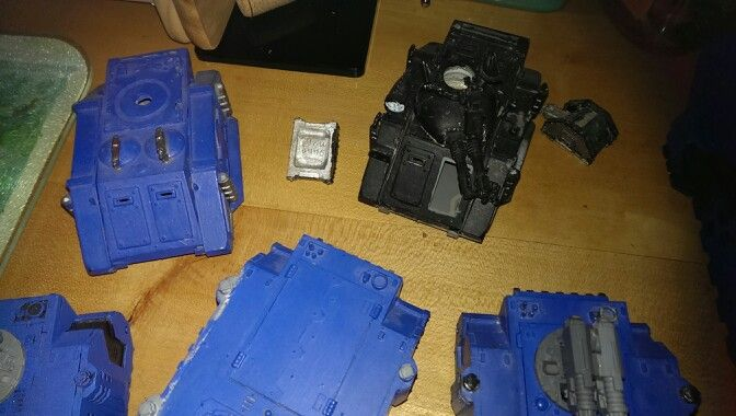 Classic pred and chassis from classic whirlwind