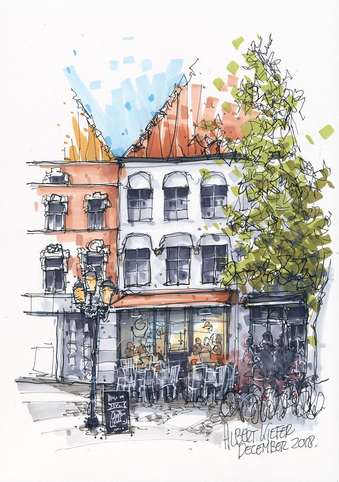 In venlo coffeeshop Venlo