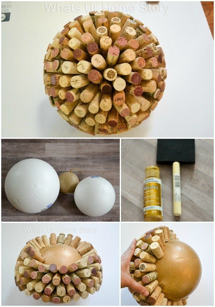 14 diy projects Wedding wine corks