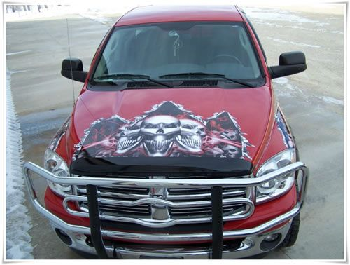 Custom Truck Wraps by Pro Dezigns ~ Serving Lake of the Ozarks, Jefferson City and Columbia Areas