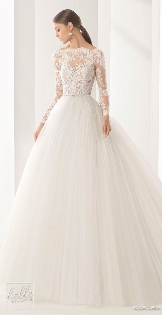 Princess Ball Gown Wedding Dresses for a Fairytale Wedding – Belle The Magazine