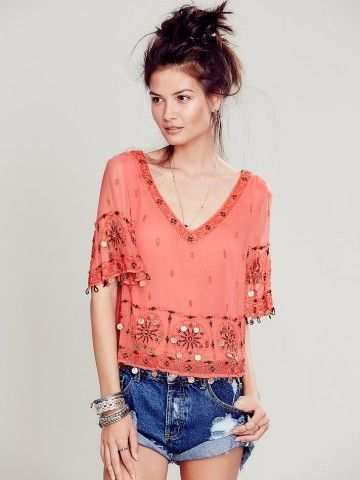 Free People Sparkling Seas Embellished Top, How would you style this? http://keep.com/free-people-sparkling-seas-embellished-top-by-mperrinkey/k/2d4f15gBJP/