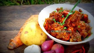 Idol Sa Kusina Recipes: KALDERETANG KAMBING