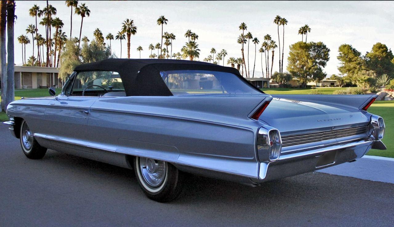 Pin On Cadillac 1961 62