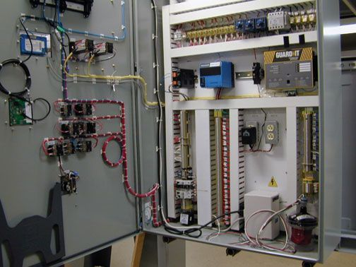 Industrial Electrical Panel Wiring Diagrams : control panel in 2019 electrical wiring electrical ~ A.2002-acura-tl-radio.info Haus und Dekorationen