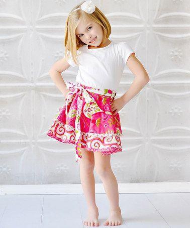 Pink Paisley Twirly Skirt - $18.99-looks sassy just like Megan