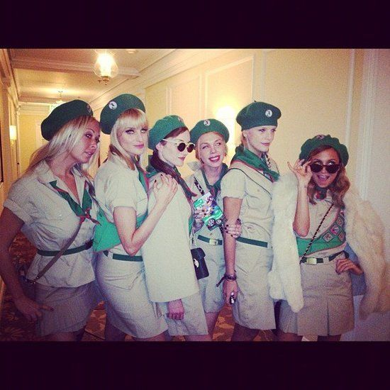 Troop Beverly Hills Troop beverly hills, Costumes and Halloween - creative college halloween costume ideas