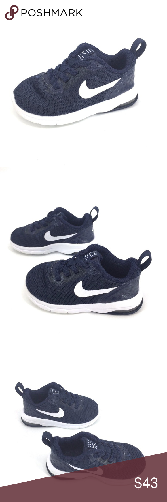 Nike Boys Infant Air Max Motion LW Sneaker Sz 6 Nike Air Max