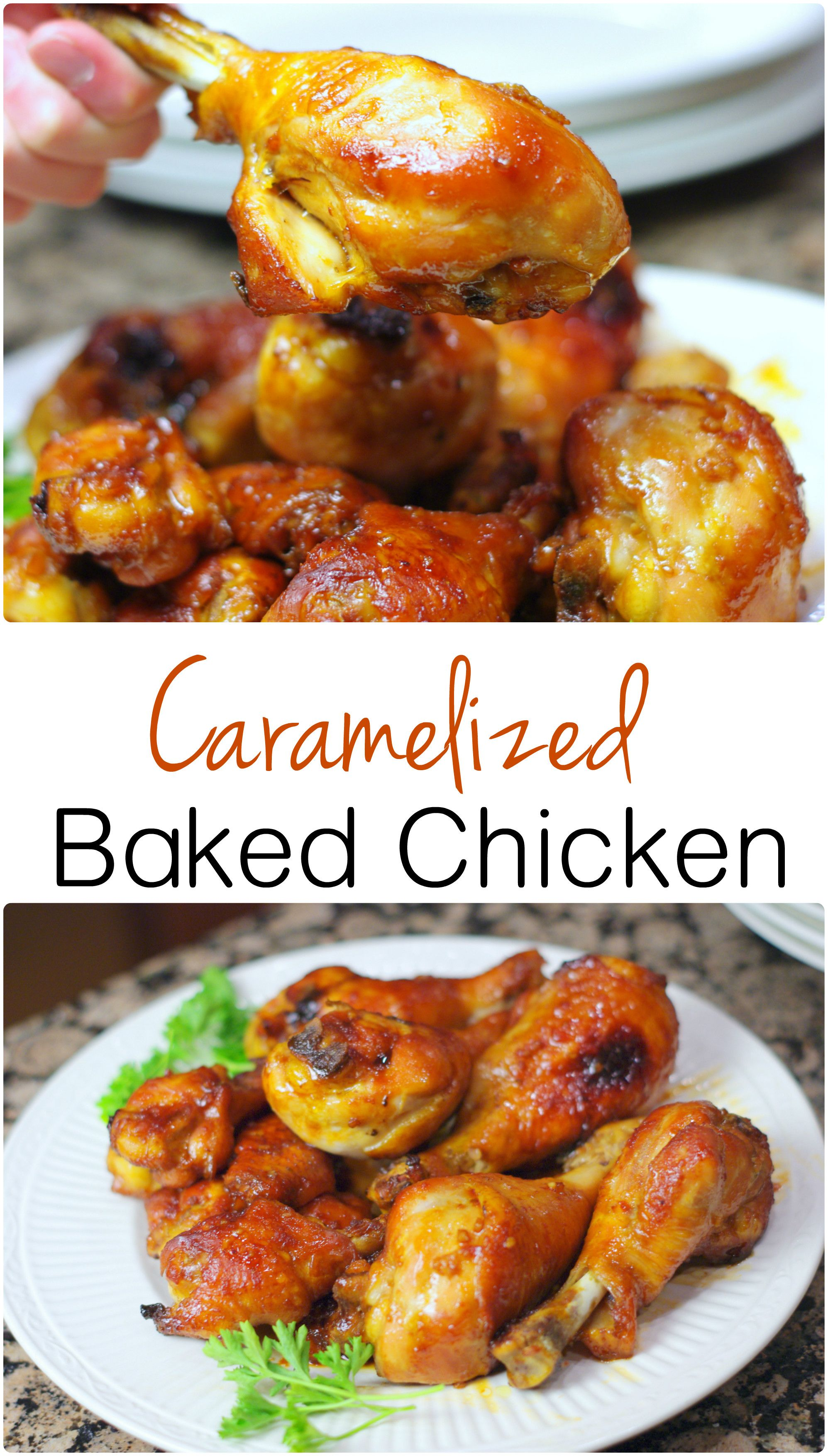 Baked Honey Barbecue Chicken Recipe Home Plate Recipe Barbecue Chicken Recipe Chicken Recipes Baked Chicken