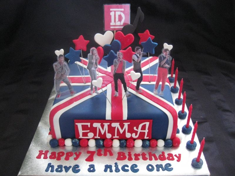 One Direction Cakes Bing Obrázky