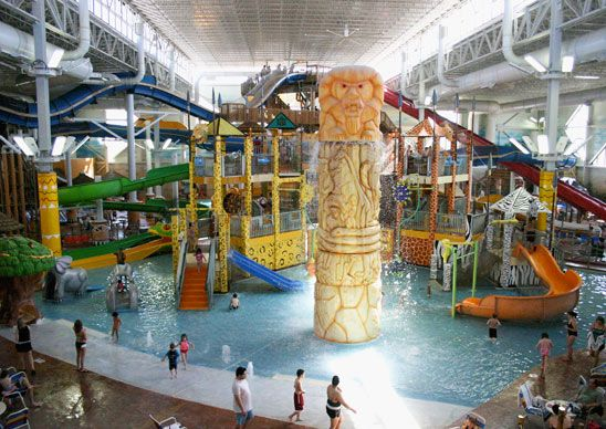 Kalahari Indoor Water Park Wisconsin Dells Can T Wait To Go With The Foreign Exchange Student And My Family