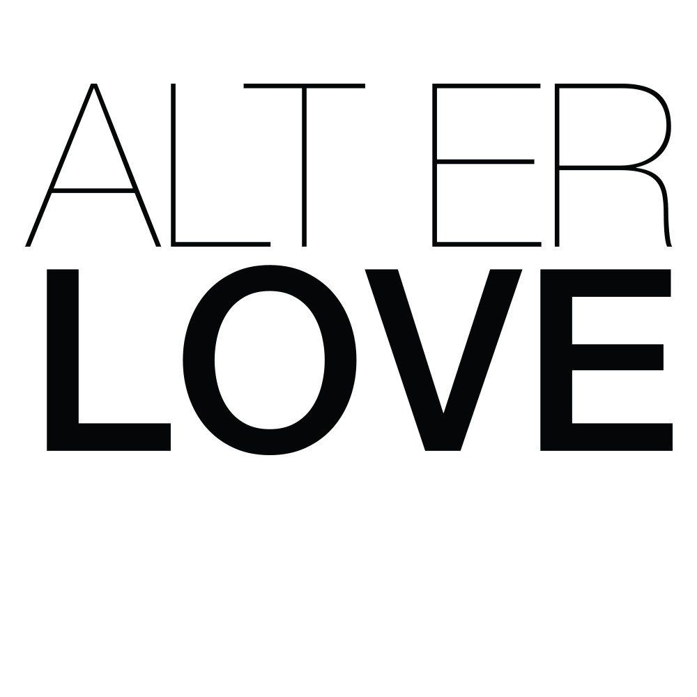 Alt er love wallsticker quote pinterest alt tvs and films alt er love wallsticker biocorpaavc Choice Image