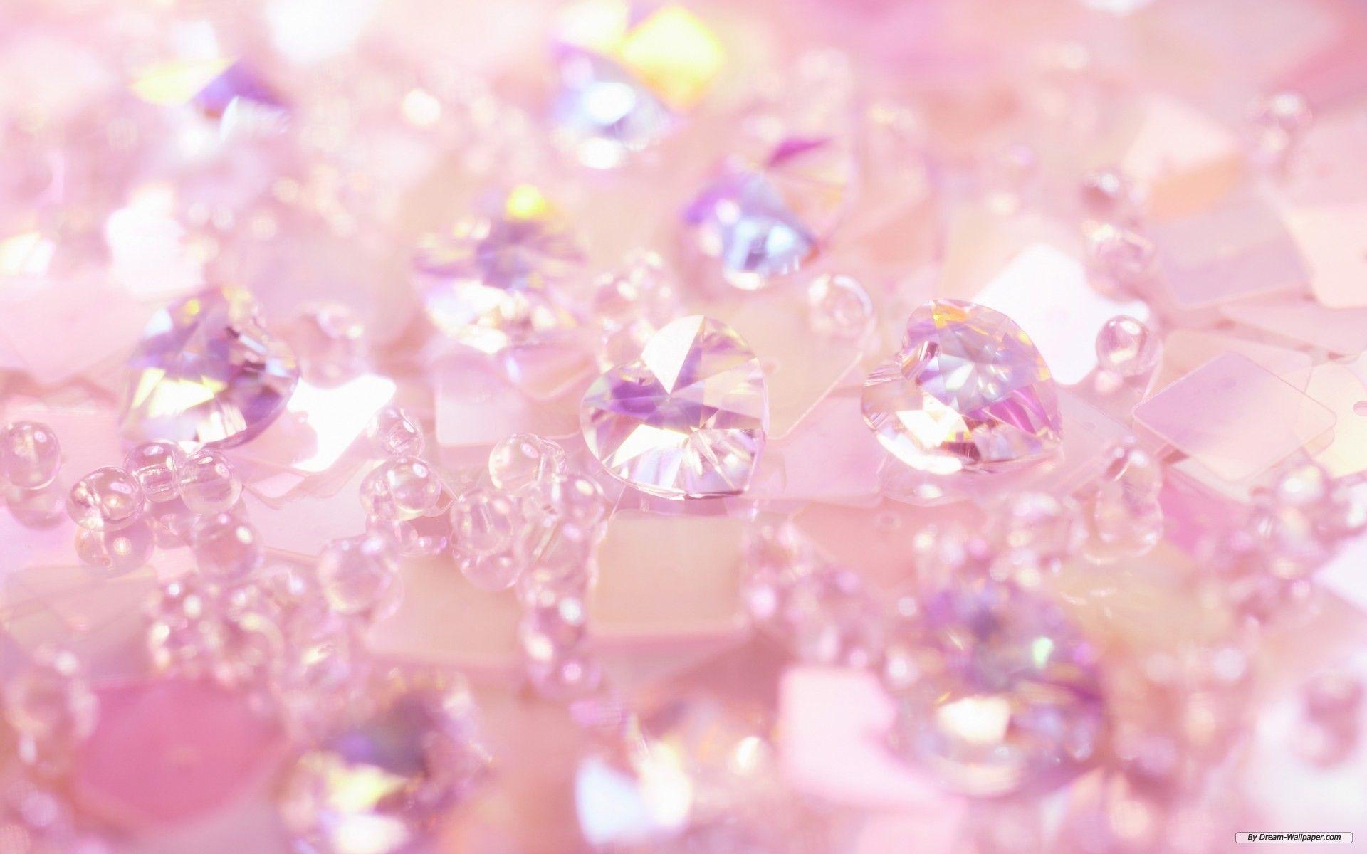 Free Photography Wallpaper Sparkling Diamond Crystal 1 Wallpaper