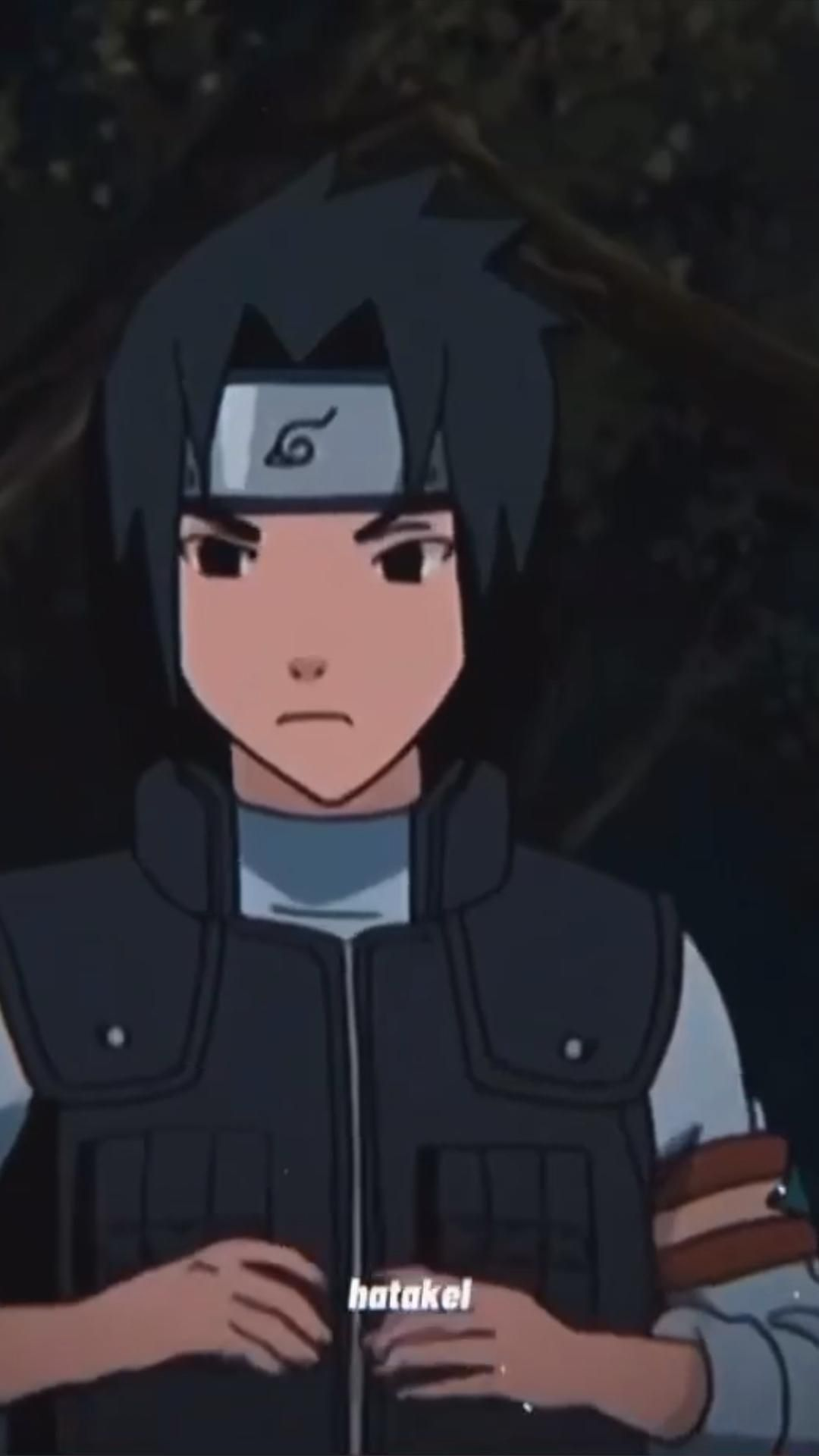 Sasuke 🖤
