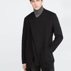 Colección abrigos hombre invierno 2015 2016 Zara (7