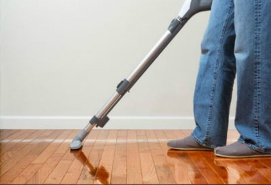 How To Clean Wood Floors Deep Seasonally With A Thorough Vacuuming