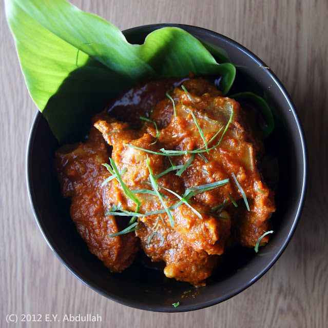 Chef wans chicken rendang chasing the yum pinterest foods chef wans chicken rendang forumfinder Choice Image