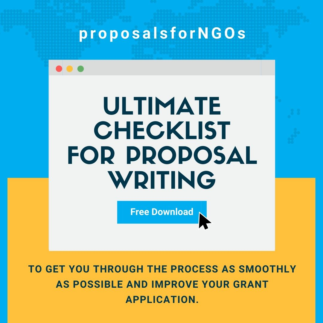 The Ultimate Checklist For Proposal Writing (FREE