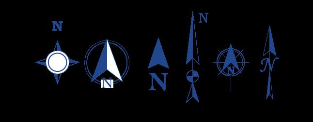 Kfw Engineers Luna Creative North Arrow Theory Architecture Symbols Graphic Design Firms Logo Design