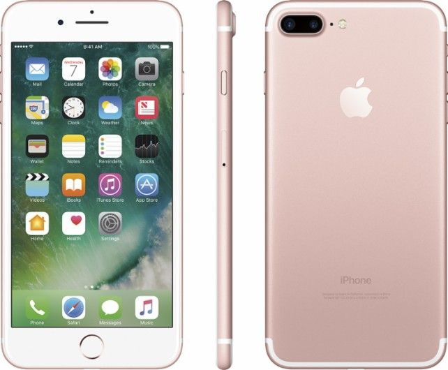 Best Buy Apple Iphone 7 Plus 32gb Rose Gold At T Mnql2ll A Iphone Unlock Iphone Iphone 7