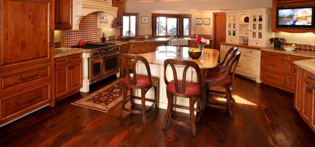 Eco Friendly Küche Bodenbelag Hartholz | Küchenzeile | Pinterest ...