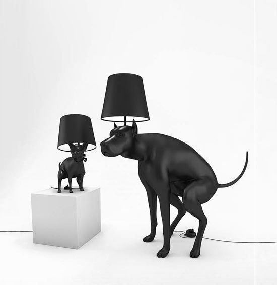 Bizarre lamp for your place. Bizarre...or effin awesome!? That IS ...