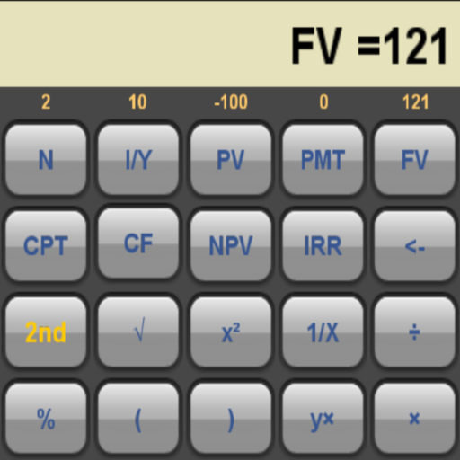 Financial Calculator Continue to the product at the