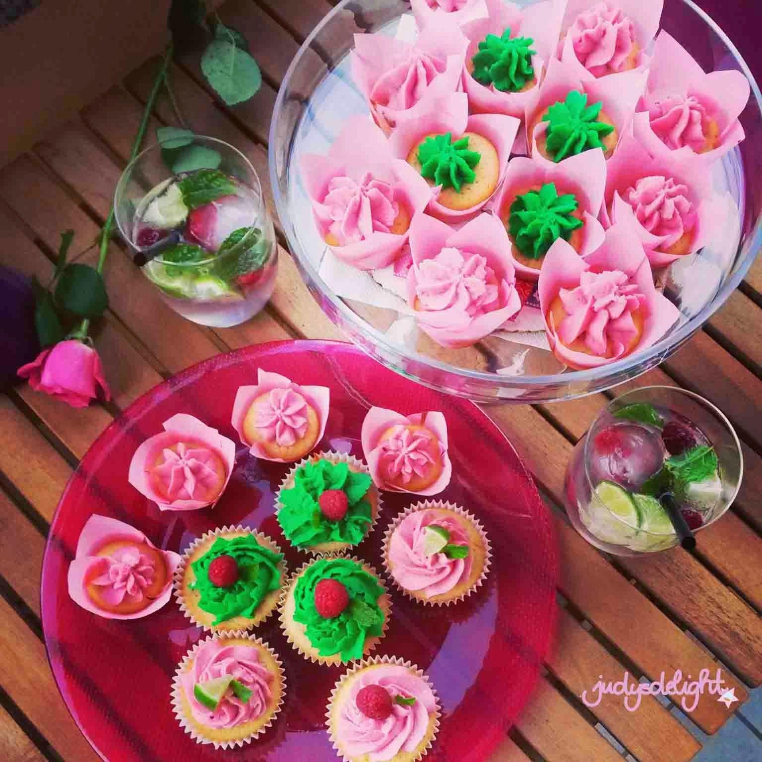 Wenn Ich Ein Tortchen Ware Mojito Bacardi Razz Cupcakes Judysdelight Der Foodblog Aus Stuttgart Mojito Cupcakes Cupcakes Creme Fur Torten