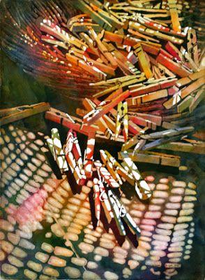 Art Of Watercolor: Linda Baker Interview