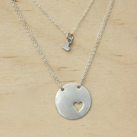 Piece of My Heart Necklace