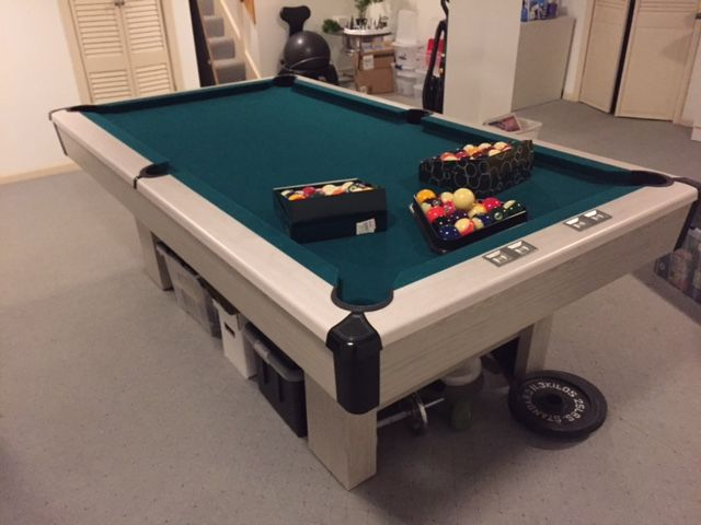 Brunswick Billiards Richmond Sold Used Pool Tables Billiard - Brunswick richmond pool table