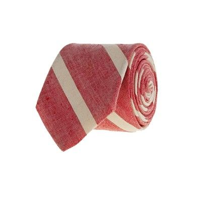 Pink is ballsy, but this tie is fly