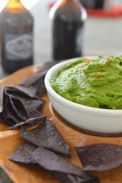 #Kale Avocado Dip @athletefood #athletefood