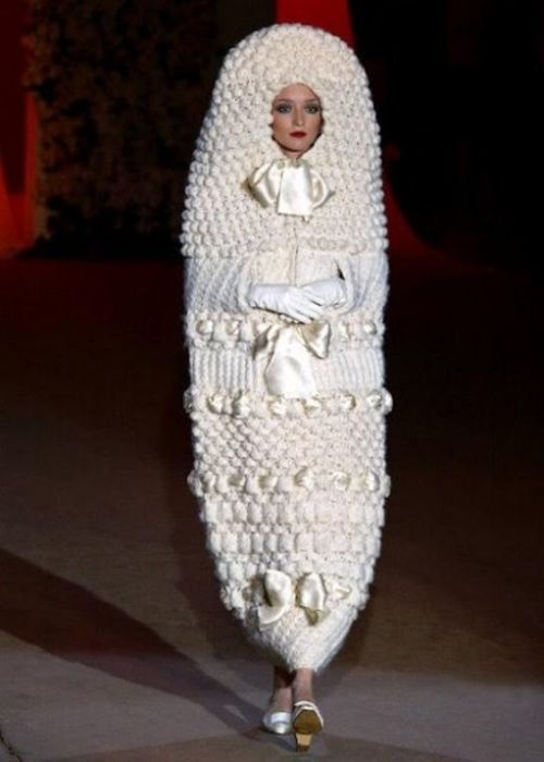 Most Ridiculous Wedding Dresses Funny Pinterest Dresses