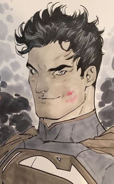 Superman by Tony S. Daniel