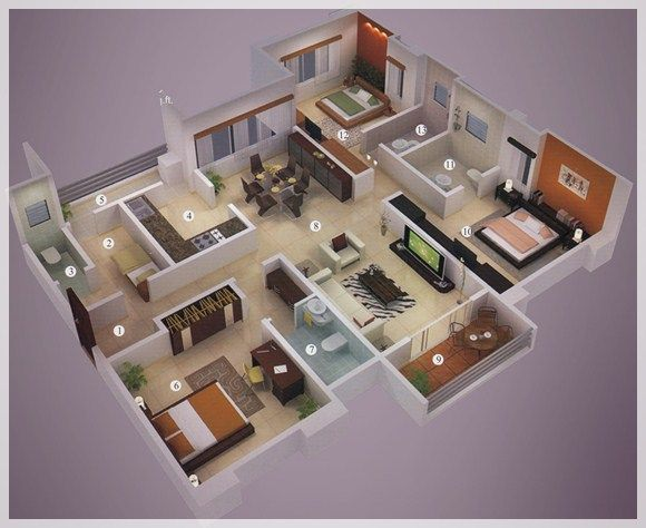 Apartment Designer Online Model Picture 2018