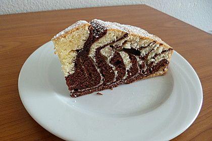 Zebrakuchen (Rezept mit Bild) von 52uschi   Chefkoch.de