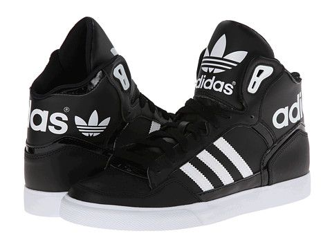 Adidas originals extaball w black core white