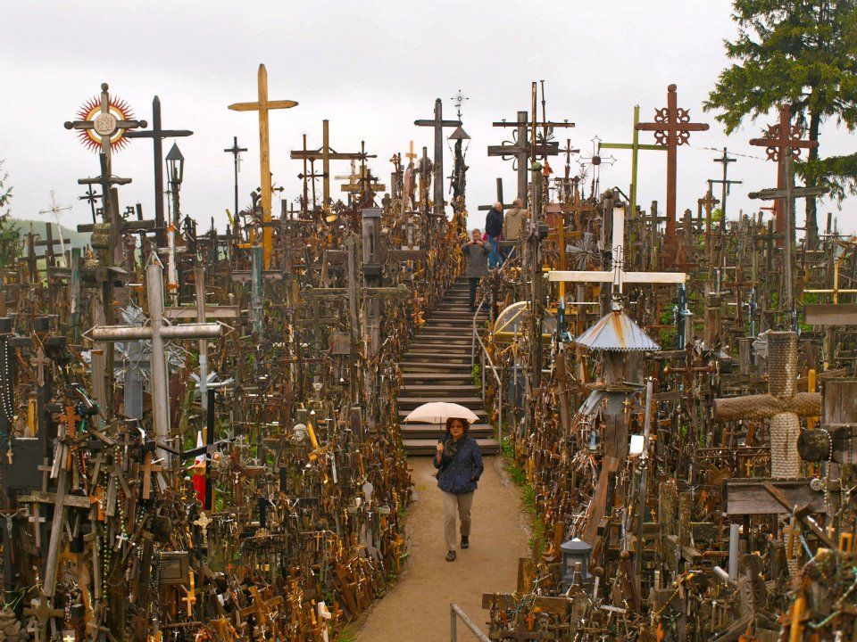 In the Baltics, Lithuania is possibly the best for a traveler to visit. You need at least 5 days to fit in all the highlights, which include the awesome Old Town of Vilnius, Trakai Castle and the Hill of Crosses (In Vilnius, Vilniaus Apskritis).