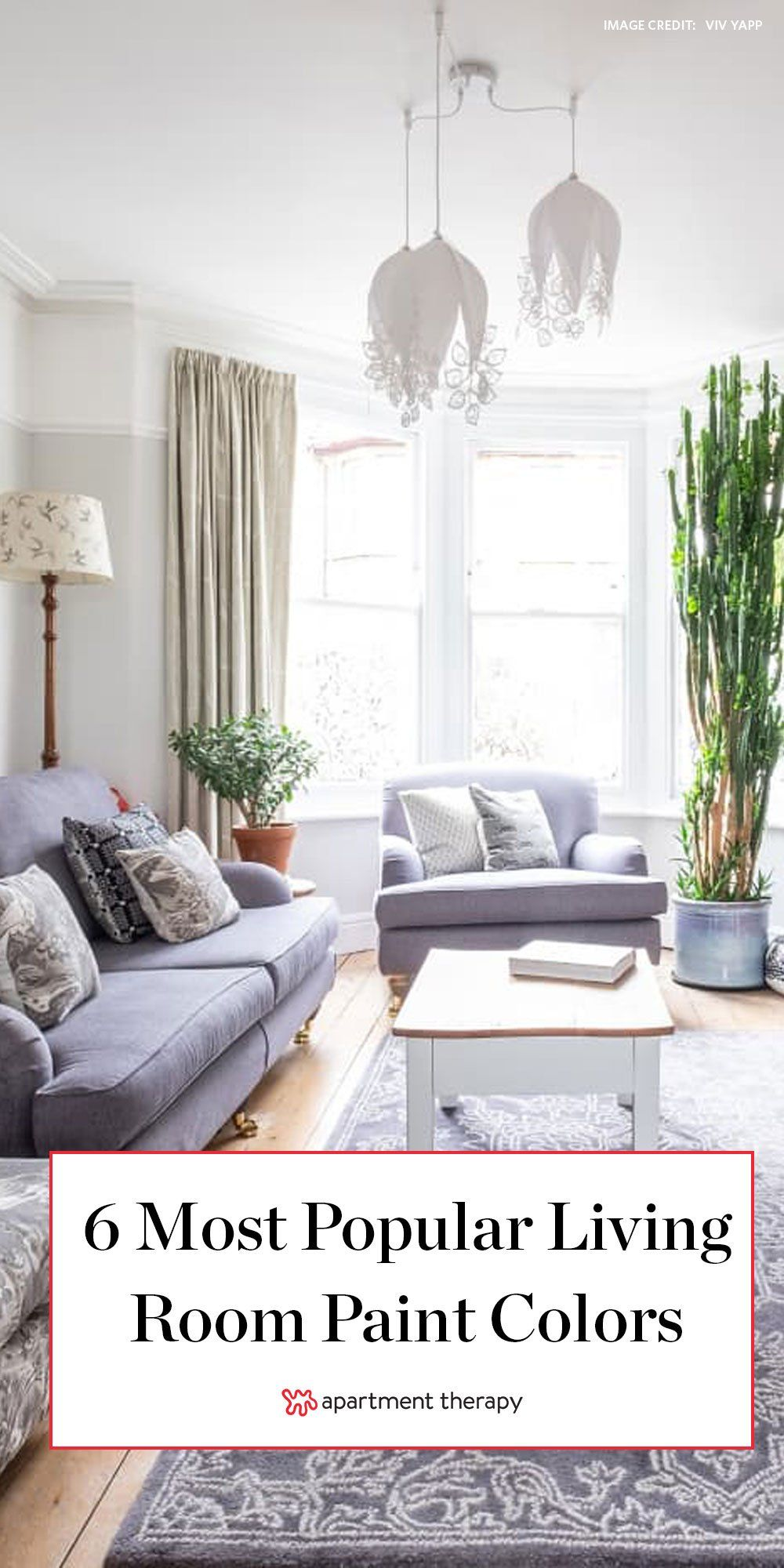 The Best Colors To Paint Your Living Room According To Real Estate Experts Choosing Living Room Colors Dining Room Colors Popular Living Room
