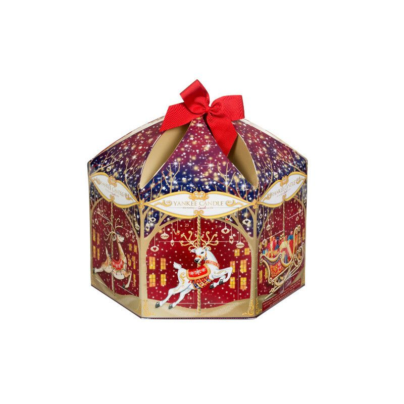 Reindeer Carousel Advent Calendar At Yankee Candle Yankee Candle