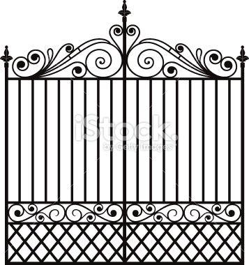 Wrought Iron Gate Iron Gate Design Wrought Iron Gates