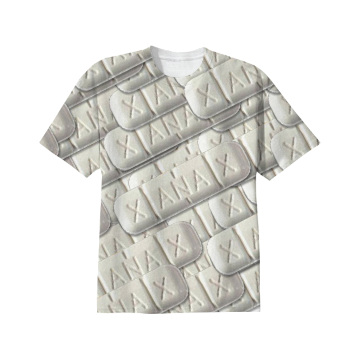 Xanax T Shirt Fashion Pinterest