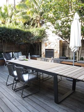Contemporary Deck Design Ideas Pictures Remodel And Decor