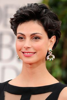 morena baccarin photos photos 69th annual golden globe