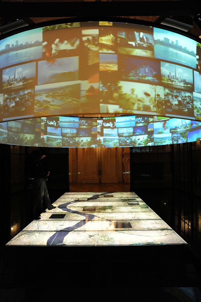 WDC 2010 Seoul booth / WDC 2010 서울 오픈세레머니 부스 - Dconcierz