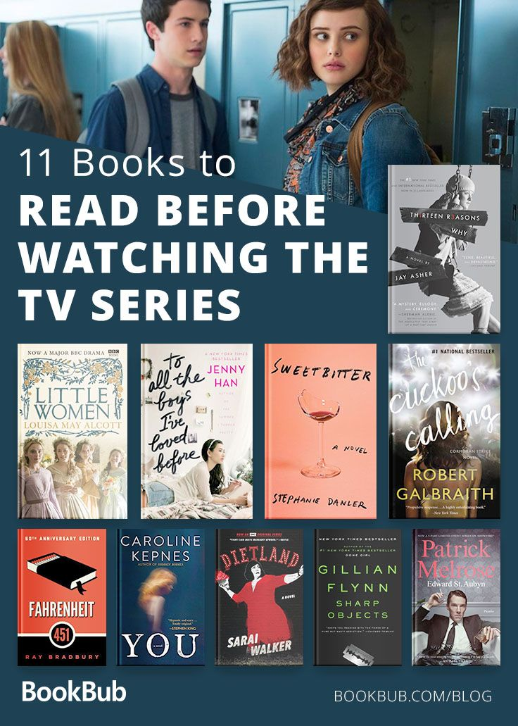 11 Books Being Made Into Tv Series This Summer In 2019 Books To