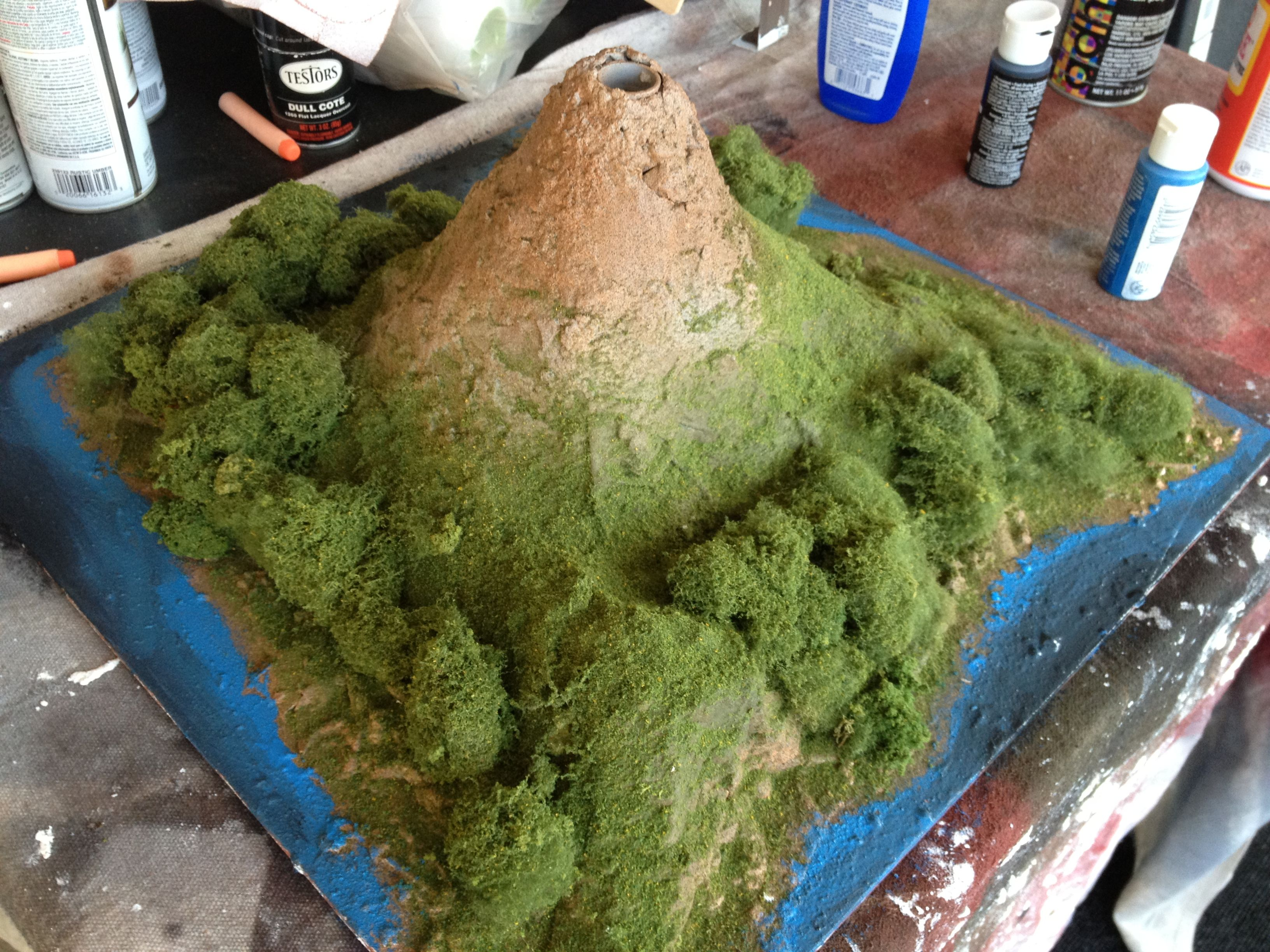 The Ubiquitous School Volcano Project   Old phone, Schools and Sodas